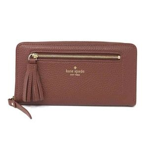 Kate Spade Chester Street Neda Zip Around Wallet